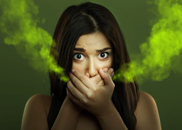 Bad Breath: Don't Just Mask It, Stop It!